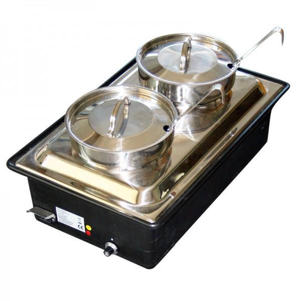 Elektro-Suppenstation