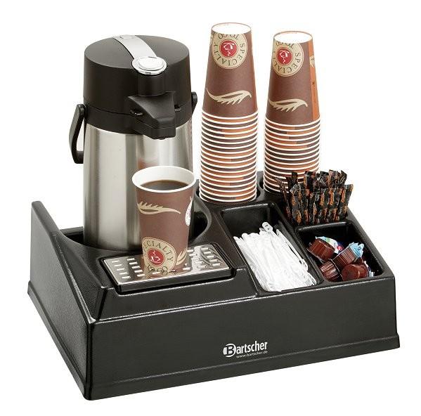 Kaffeestation geeignet für 1 Isolierpumpkanne