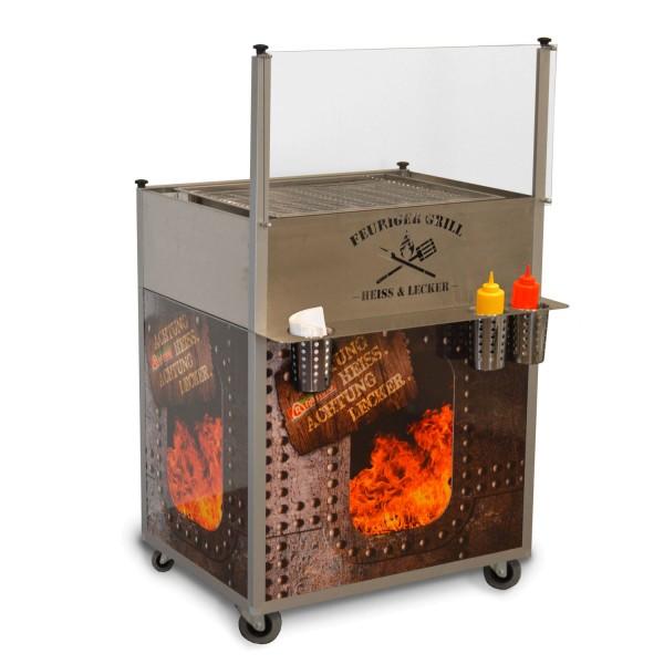mobiler Grillstand Basis