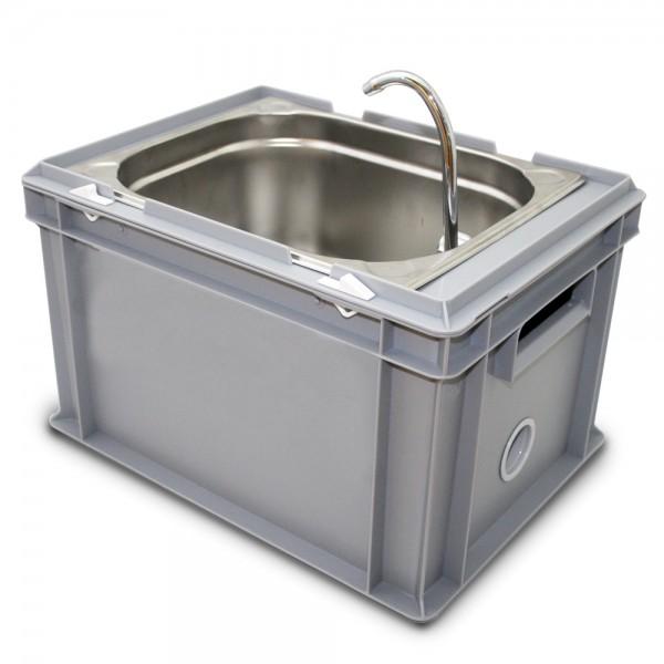 Eurobox 235 Waschbecken (WB2), anschlussfertig