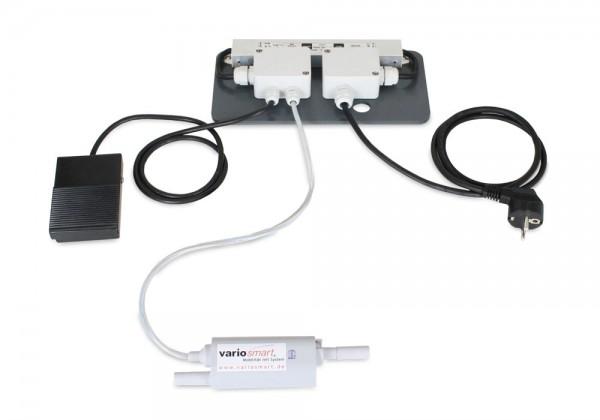 230 V Betrieb, mobiles Wasserpumpen Set (BP4) mit Fußtaster
